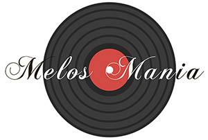 Пение, Вокал, Вокал Киев, Уроки вокала, Студия Мелос Мания, Логотип, Пластинка