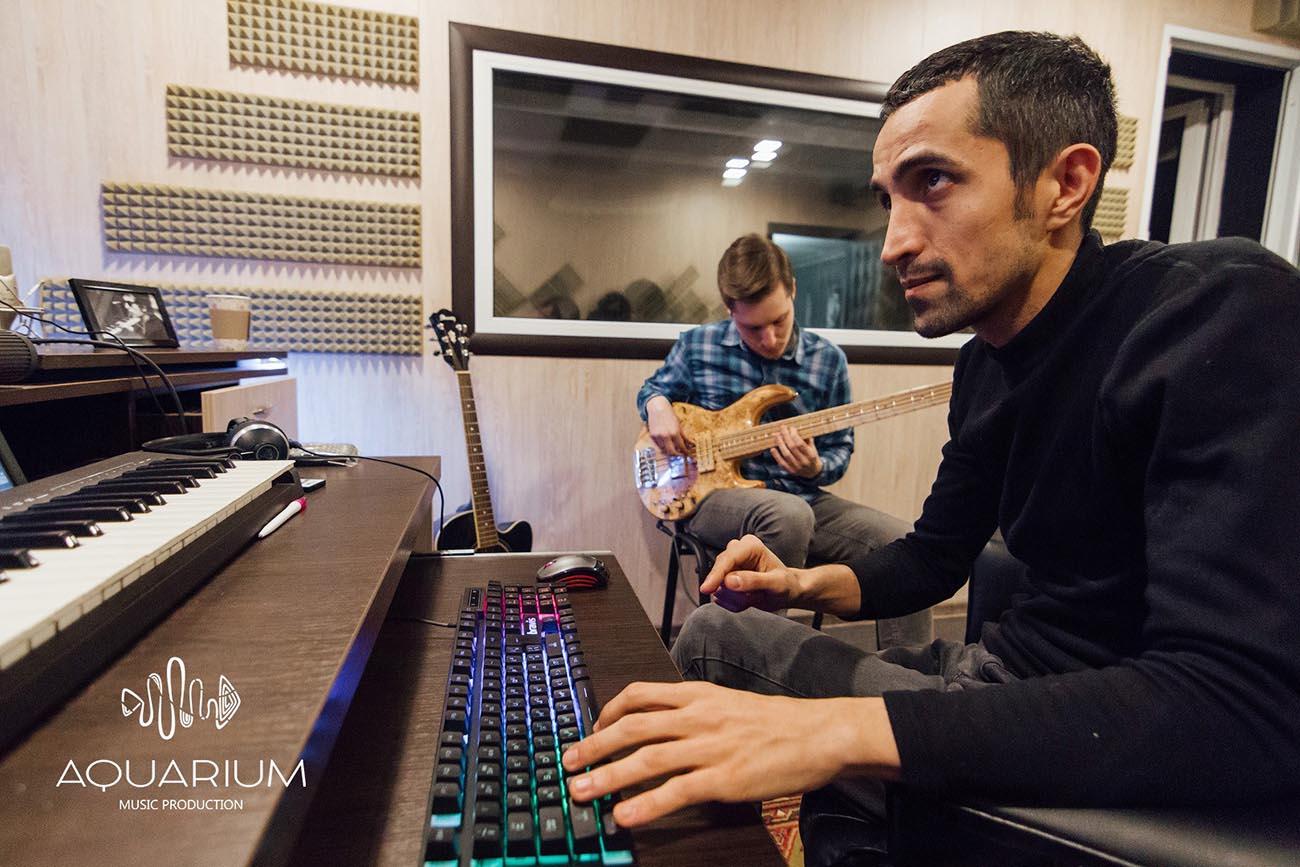 """Студия звукозаписи """"Aquarium Music Production"""""""